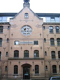 Gebäude der Staatsanwaltschaft Bremen